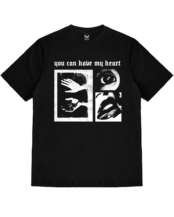 CAMISETA YOU CAN HAVE MY HEART