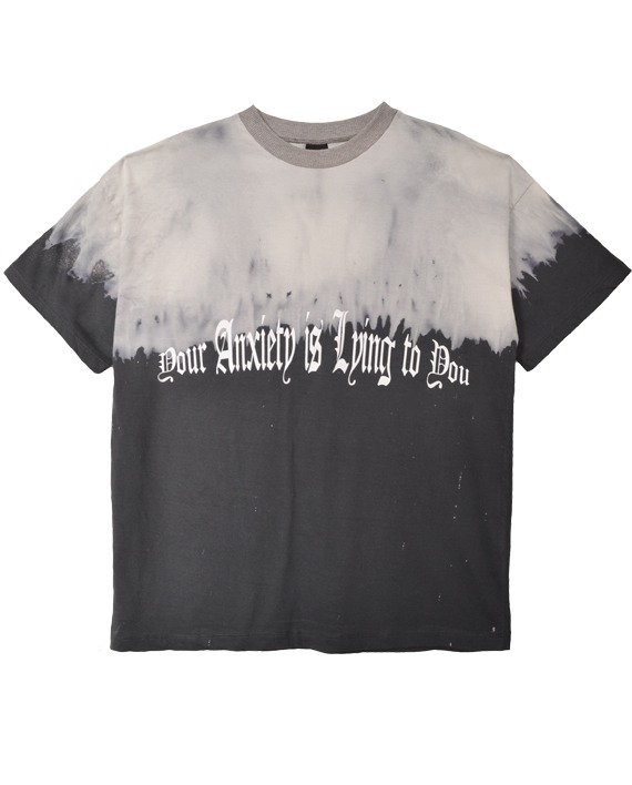 CAMISETA OVERSIZED __ANXIETY CHUMBO EXPERIMENTAL