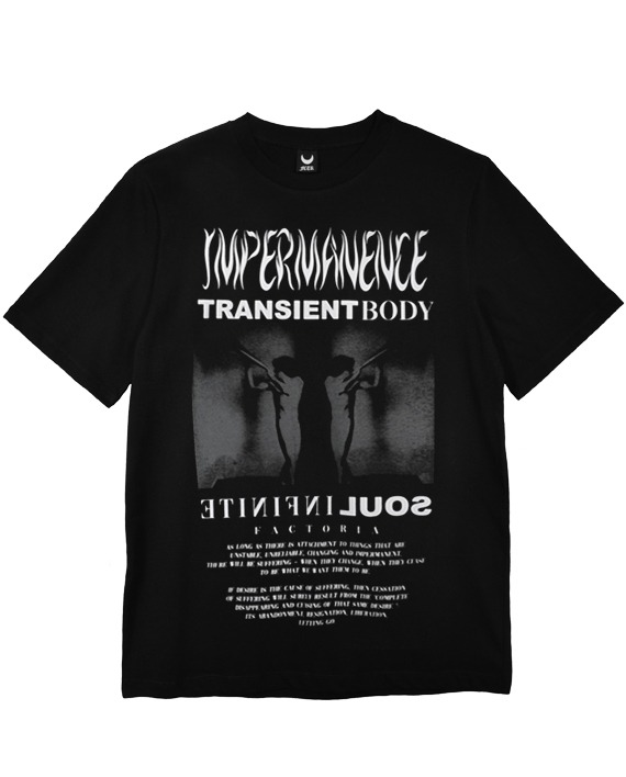 CAMISETA __IMPERMANENCE
