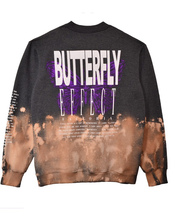 MOLETOM CARECA OVERSIZED __BUTTERFLY EFFECT CHUMBO EXPERIMENTAL